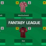 Stillwaters Fantasy League 2017